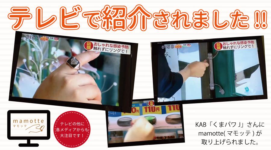 マモッテ テレビ放送